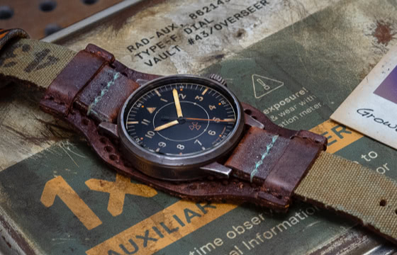 Laco RAD-AUX watch