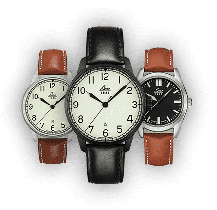 Navy Watches by Laco