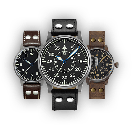 Pilot Watches by Laco