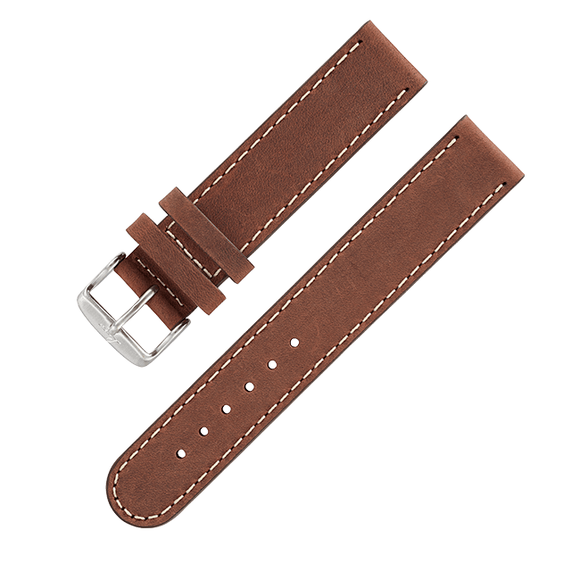 """Leather strap """"Montreal"""""""