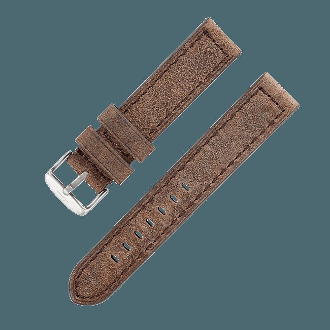 "Leather strap ""Basel"""