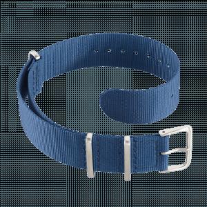Accessories Nato strap blue