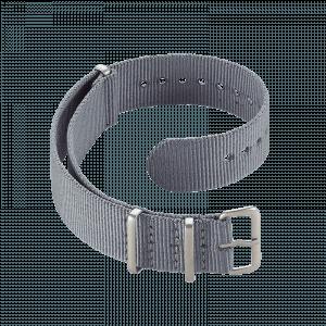 Accessories Nato strap grey 20 mm