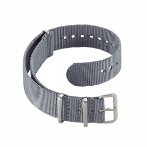 Accessories Nato strap grey 18 mm