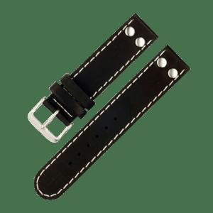 Pilot strap black XL 20 mm