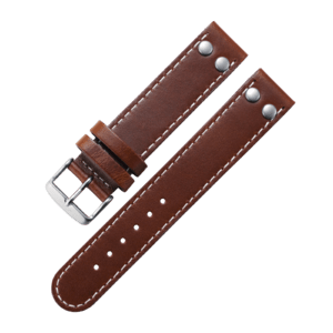 Accessories Pilot strap brown 22 mm