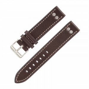 Accessories Pilot strap original darkbrown 18 mm
