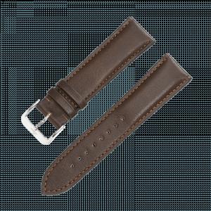 Accessories leather strap Ulm / Würzburg brown
