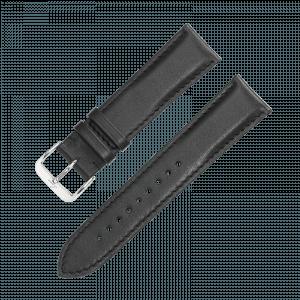Accessories leather strap Ulm / Würzburg black