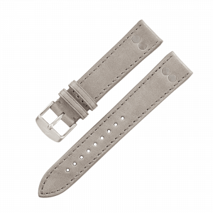Accessories Leather strap grey XL 20 mm