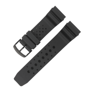 Rubber strap 22 mm