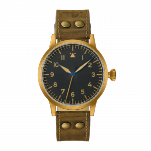 Pilot Watch Original Saarbrücken Bronze