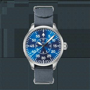 Pilot Watches Basic Aachen Blaue Stunde 39