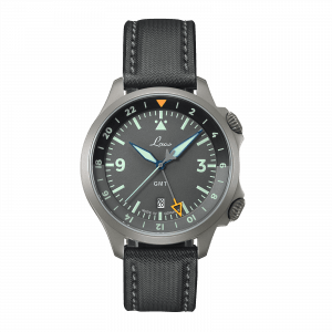 Pilot Watches Special Models FRANKFURT GMT GRAU