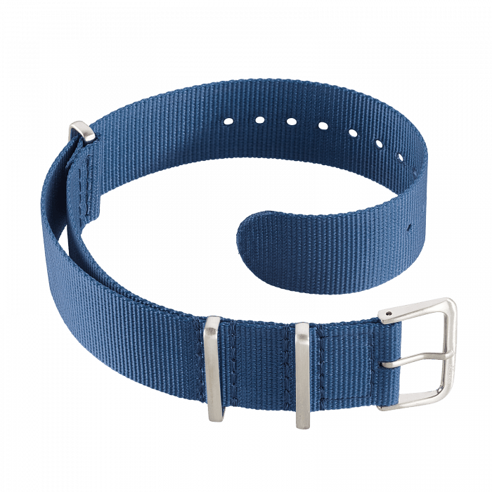 Accessories Nato strap blue 20 mm