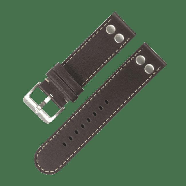 Accessories Pilot strap darkbrown 20 mm