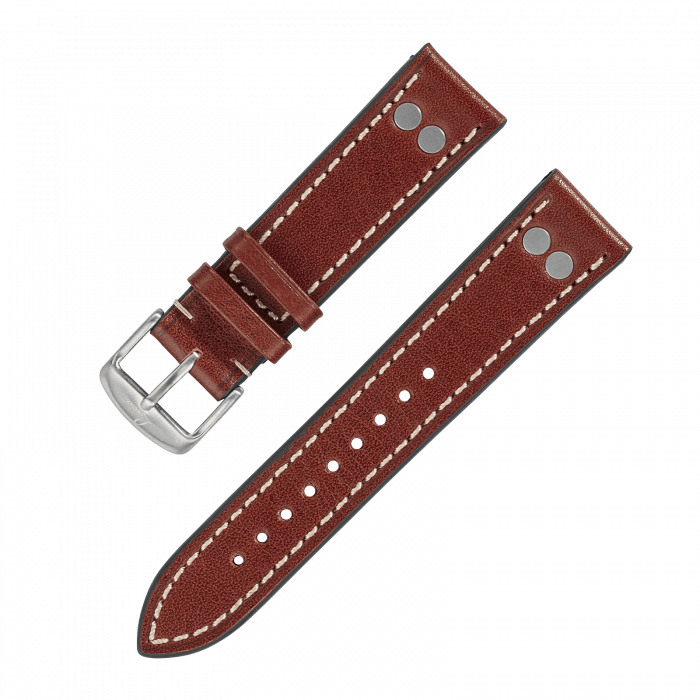 Accessories Pilot strap brown 20 mm