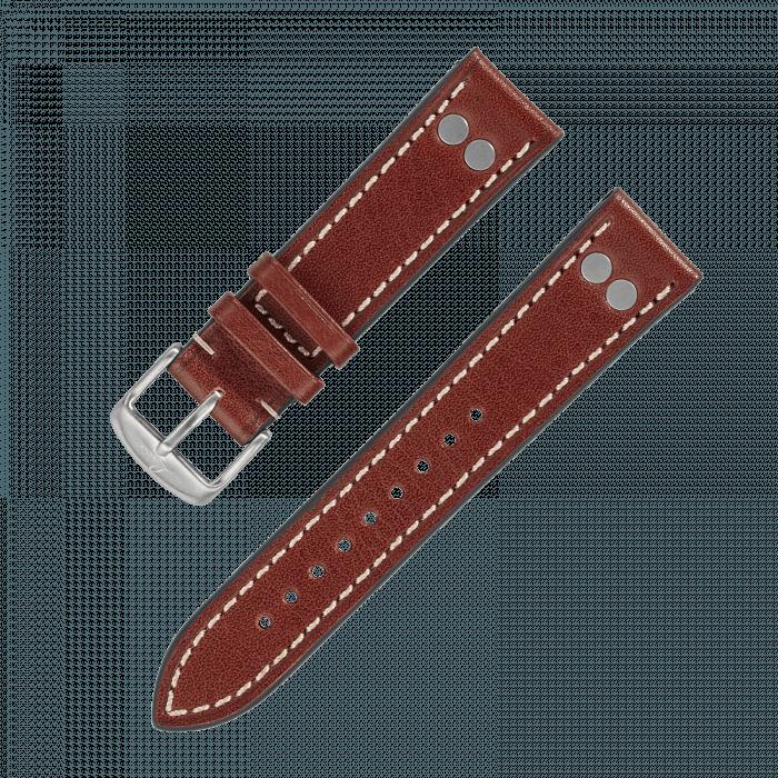 Accessories Pilot strap brown 18 mm