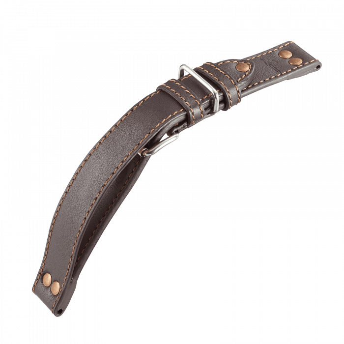 Accessories Pilot leather strap 22mm
