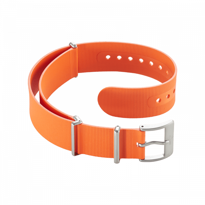 "Accessories Rubber Nato strap ""Mojave"""