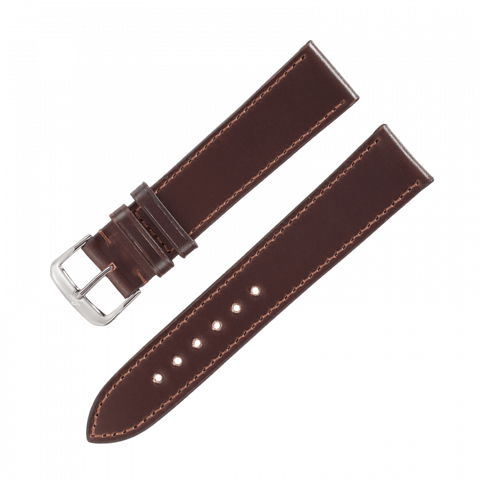 Accessories Leather strap Cordovan brown