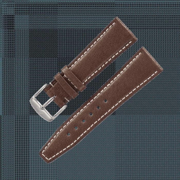 Accessories Leather strap dark brown