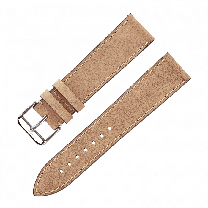 Accessories Leather strap creme