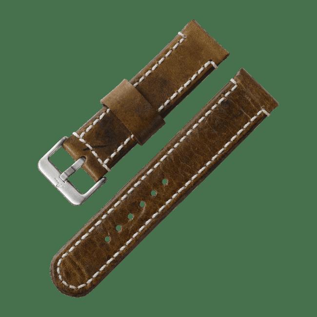 vintage leatherstrap 20mm