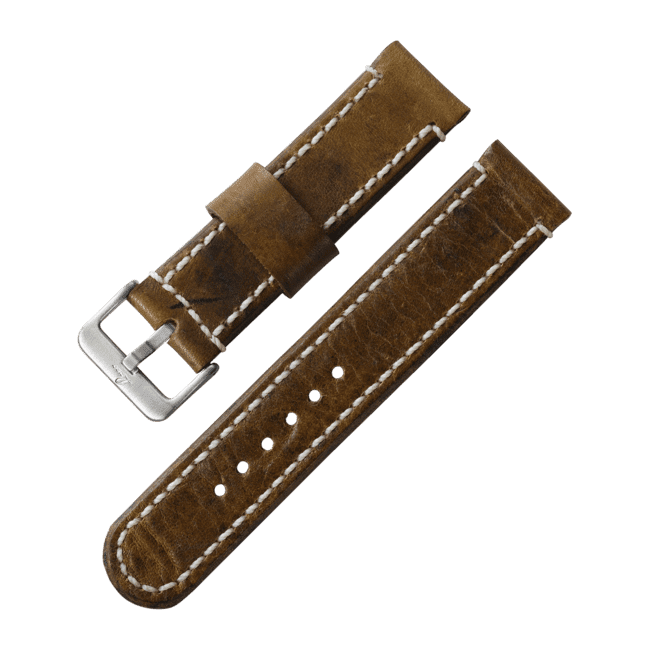 Accessories vintage leatherstrap 22mm